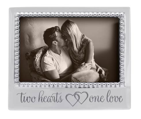 $34.30 TWO HEARTS, ONE LOVE Beaded