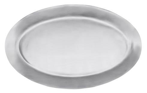$74 Infinity Oval Tray