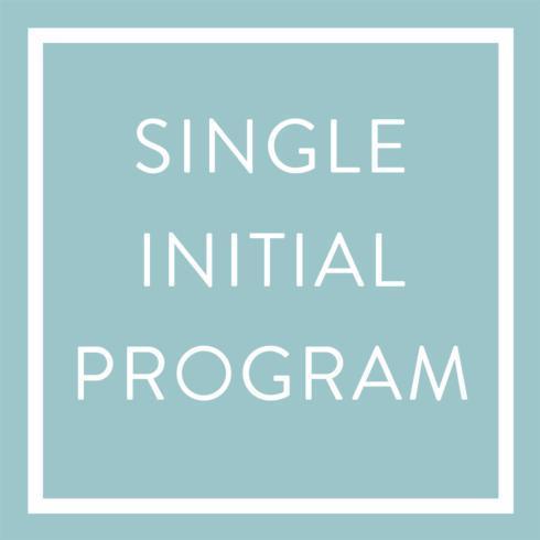 $1,335.00 Single Initial Program