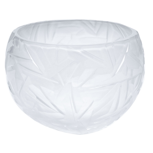 "$4,035.00 Bowl 9.8"" D Drift Ice - White"