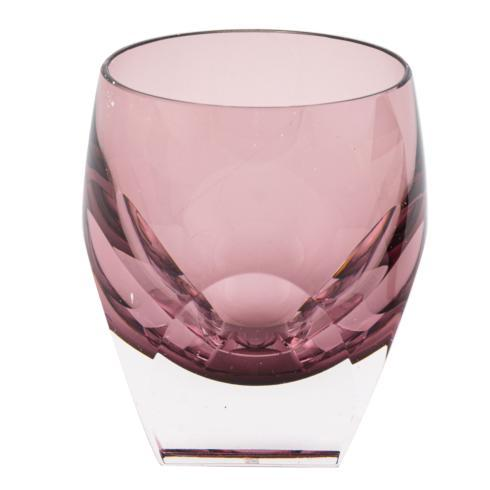 $120.00 Shot Glass 1.5 oz Underlay Amethyst