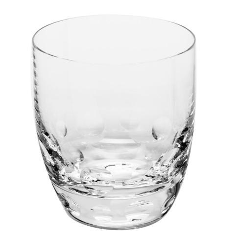 Moser Barware Barware - Bubbles D.O.F. 12.5 Oz Cut Lenses - Clear $85.00