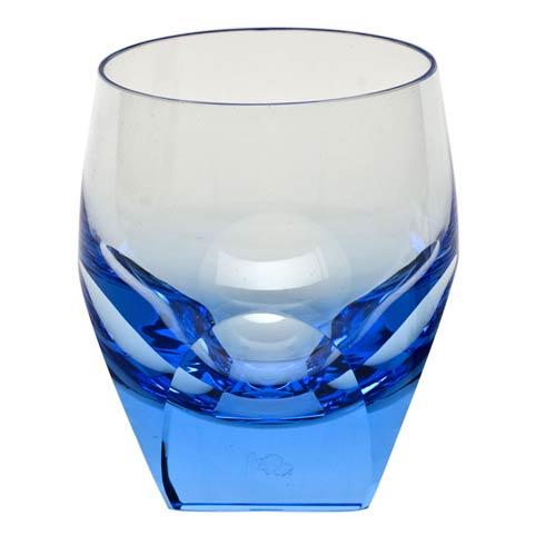 Moser Barware Barware - Bar D.O.F. 7.3 Oz. Aquamarine $200.00