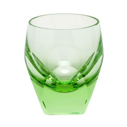 $115.00 Shot Glass 1.5 Oz. Ocean Green