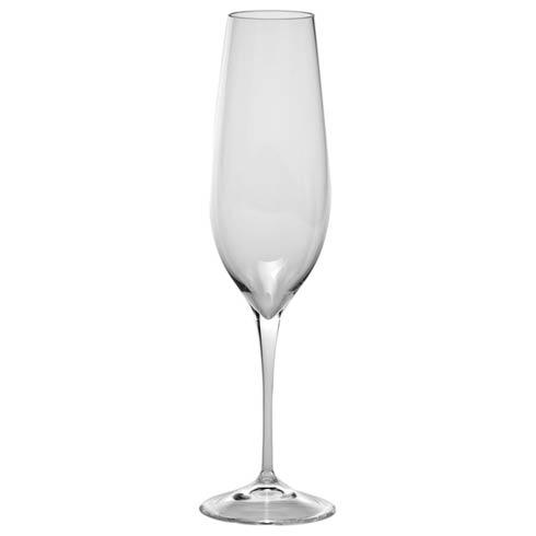 Moser Stemware Oeno Champagne Flute 6.7 Oz. Clear $75.00