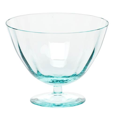 "$135.00 Footed Bowl 5.1"" D Beryl"