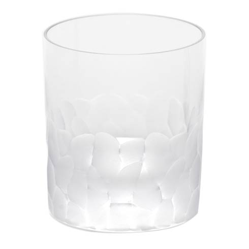 Moser Barware Pebbles D.O.F. 12.5 Oz. Clear $110.00