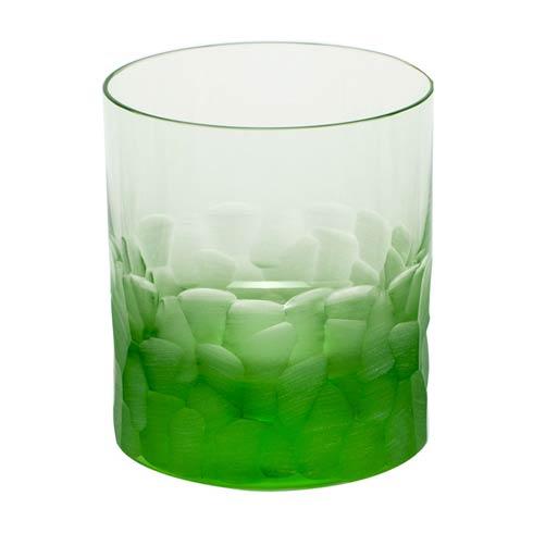Moser Barware Barware - Pebbles D.O.F. 12.5 Oz. Ocean Green $125.00