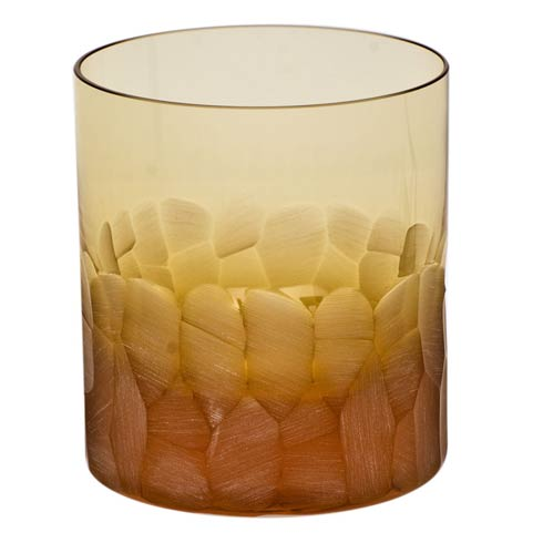 Moser Barware Barware - Pebbles D.O.F. 12.5 Oz. Topaz $125.00