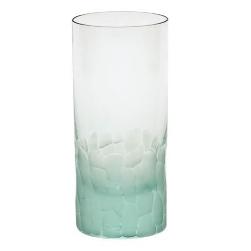 Moser Barware Pebbles Hiball 13.5 Oz. Beryl $125.00