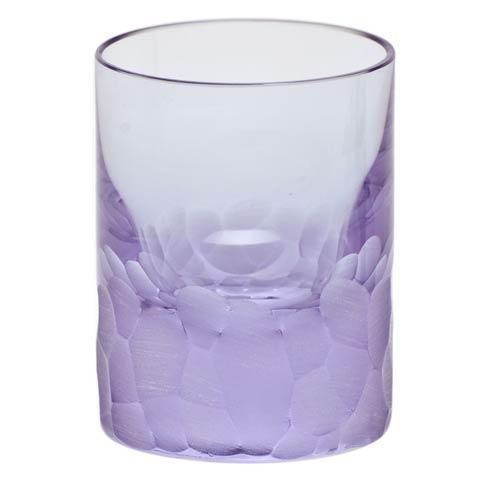 Moser Barware Pebbles Shot Glass 2 Oz. Alexandrite $70.00