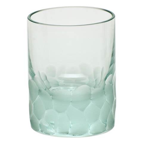Moser Barware Pebbles Shot Glass 2 Oz. Beryl $70.00
