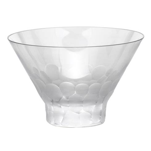 """$155.00 Small Bowl 4.7"""" D Clear"""