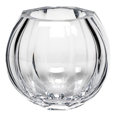 "$885.00 Vase 7.9"" H Clear"