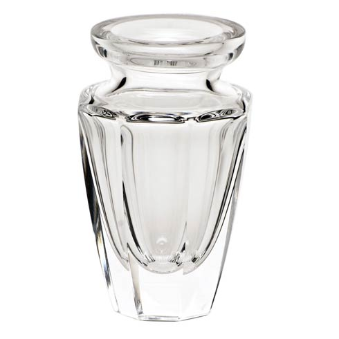 "$220.00 Bud Vase 4.5"" H Clear"