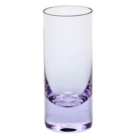 Moser Barware Vodka Shot Glass 2.5 Oz. Alexandrite $55.00