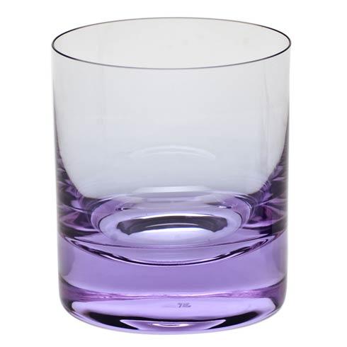 Moser Barware Whisky D.O.F. 12.5 Oz. Alexandrite $95.00