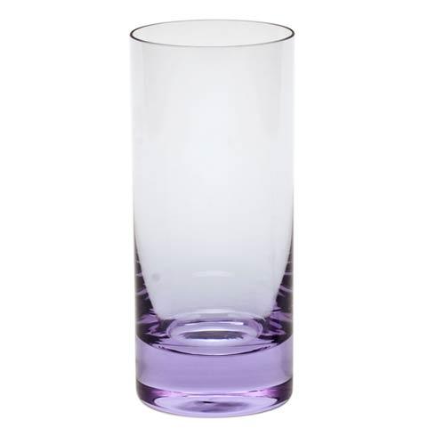 Moser Barware Whisky Hiball 13.5 Oz. Alexandrite $95.00