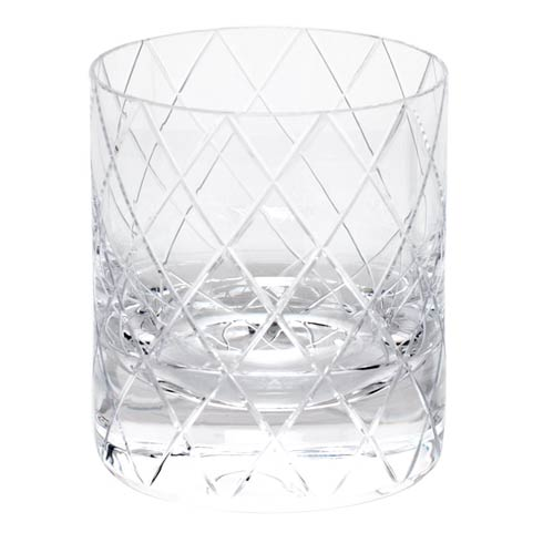 Moser Barware Barware - BonBon D.O.F. 12.3 Oz. Wedge Cuts - Clear $190.00