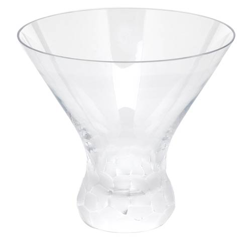Moser Barware Pebbles Martini 8.5 Oz. Stemless - Clear $135.00
