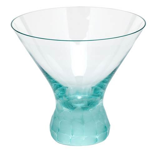 Moser Barware Pebbles Martini 8.5 Oz. Stemless - Beryl $150.00