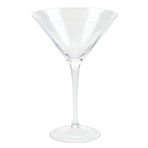 Moser Stemware Optic Martini 9.7 Oz. Clear $105.00
