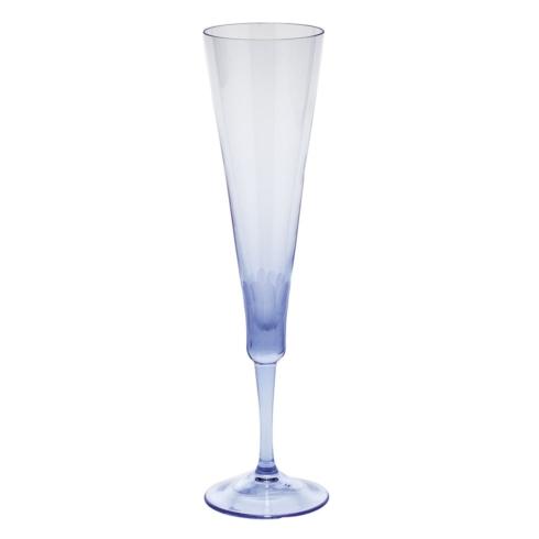 Moser Stemware Stemware - Pebbles Champagne 5.8 Oz. Alexandrite $150.00