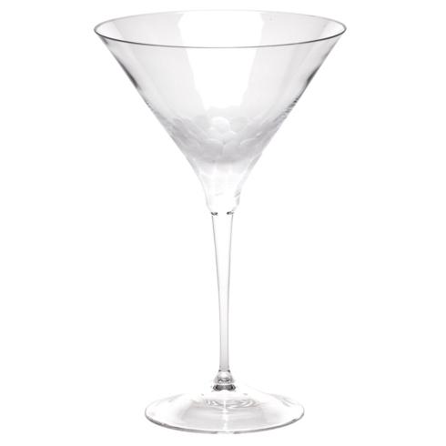 Moser Stemware Stemware - Pebbles Martini 8.8 Oz. Clear $135.00