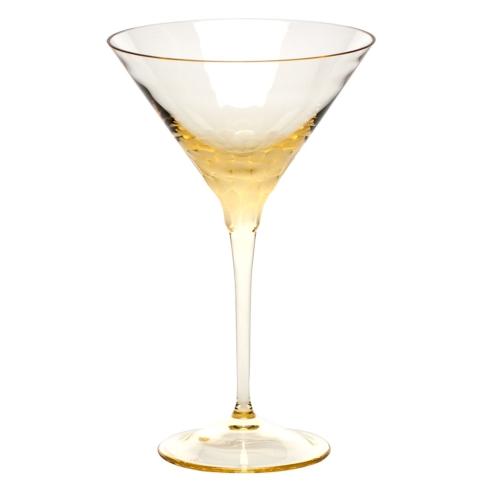 Moser Stemware Stemware - Pebbles Martini 8.8 Oz. Eldor $150.00