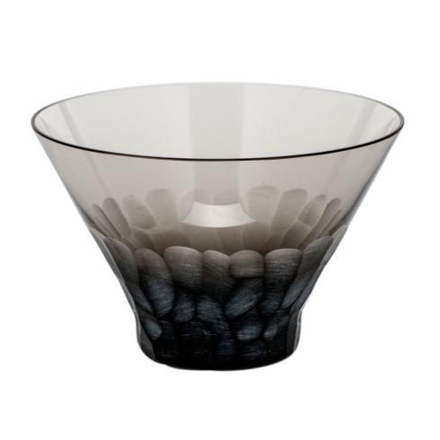 "$175.00 Small Bowl 4.7"" D Smoke"