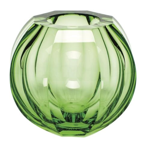 """$625.00 Vase 5.9"""" H Ocean Green"""