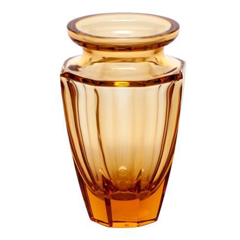 """$240.00 Bud Vase 4.5"""" H Topaz"""