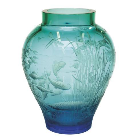 "Vase 13"" H"