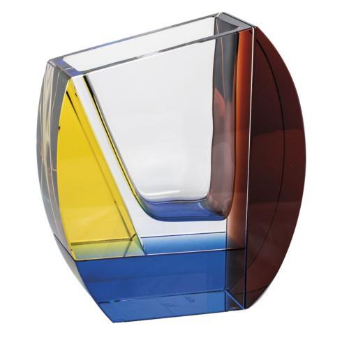 "$4,700.00 Mondrian Vase 10.4"" H"