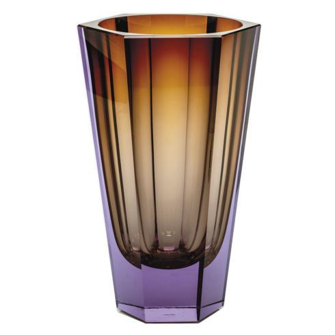 "$2,245.00 Purity Vase 11"" H Alexandrite/Aurora"