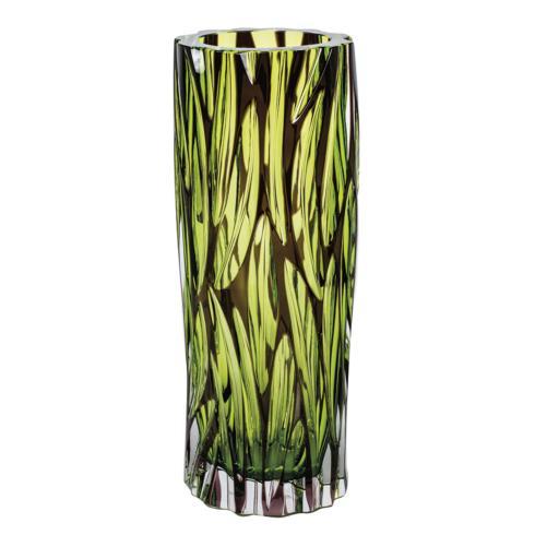 "$4,700.00 Wood Vase 11.4"" H"