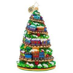 Terrific Train Track Tree collection with 1 products