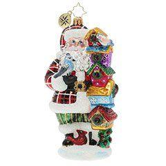Songbird Santa collection with 1 products