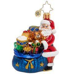 Santa's Christmas Surprise Gem collection with 1 products