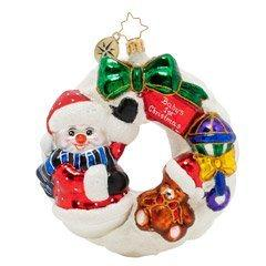What Wonders Await Wreath collection with 1 products