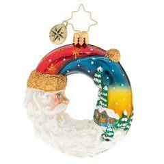 Santa's Silent Night Wreath Gem collection with 1 products