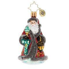 Traveling Father Christmas Gem collection with 1 products