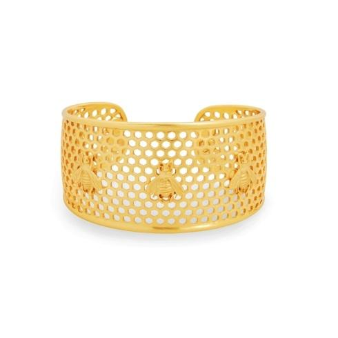 $210.00 Julie Vos Honeycomb Cuff