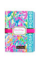 Lilly Pulitzer   Multi Sparkling Sands Passport Cover $24.00