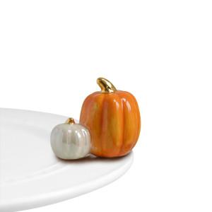 $13.50 Two Pumpkins mini