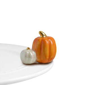 $13.50 Two Pumpkins mini