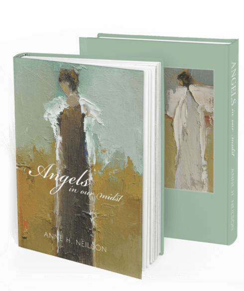 $70.00 Angels In Our Midst coffee table book