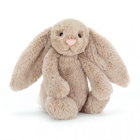 $22.50 Bashful Bunny, beige