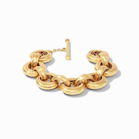 $285.00 Cassis Demi Link Bracelet