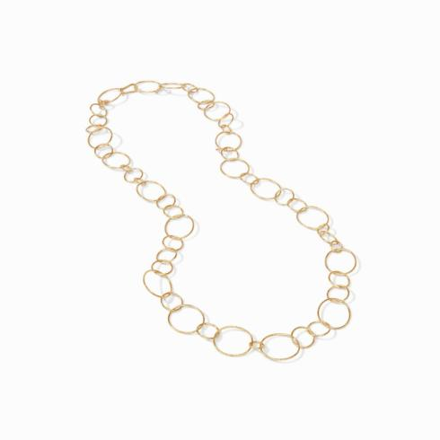 $198.00 Colette Textured Necklace